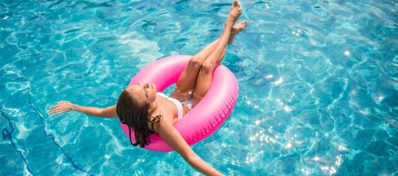 Consejos de seguridad en la piscina 1