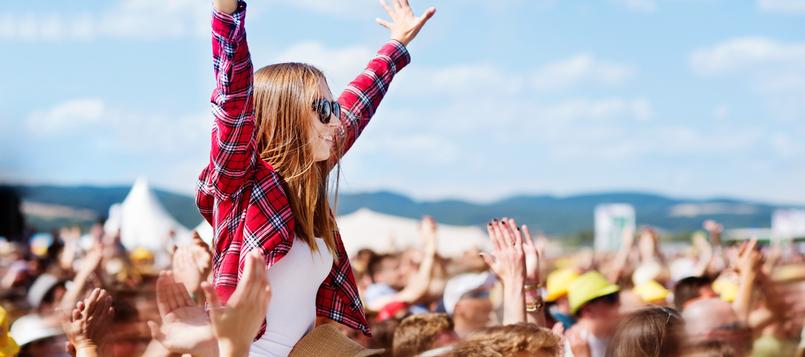 Descubre los festivales de música del verano