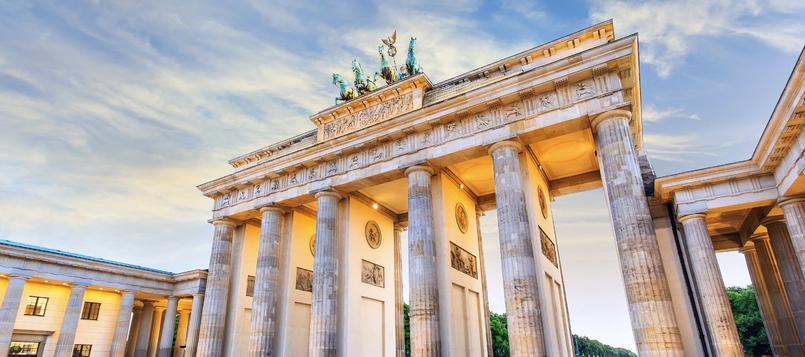 Puerta-de-Brandenburgo-en-Berlín