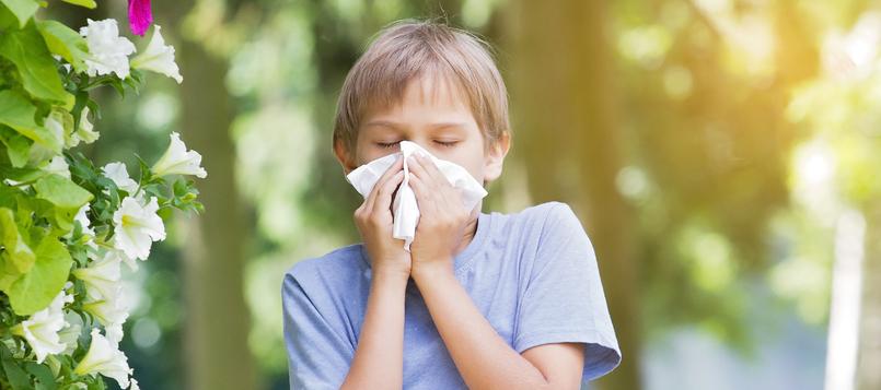 Qué es la prueba de alergias