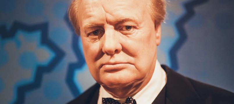Aniversario de la muerte de Churchill