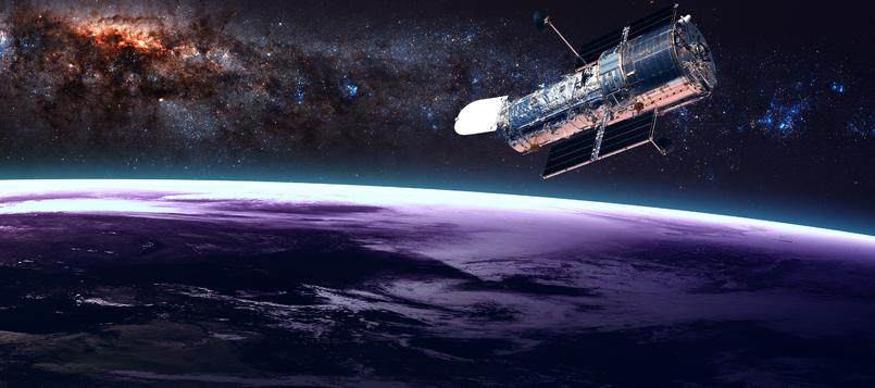 El satélite Hubble está de aniversario