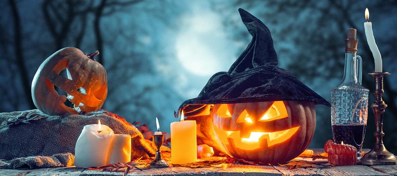 Noche de Halloween 2020