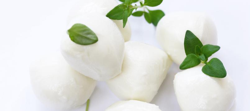 quesos italianos famosos, mozzarella 2
