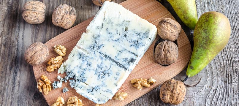 tipos de quesos italianos: gorgonzola 4