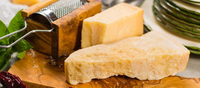quesos italianos famosos, grana padano 6