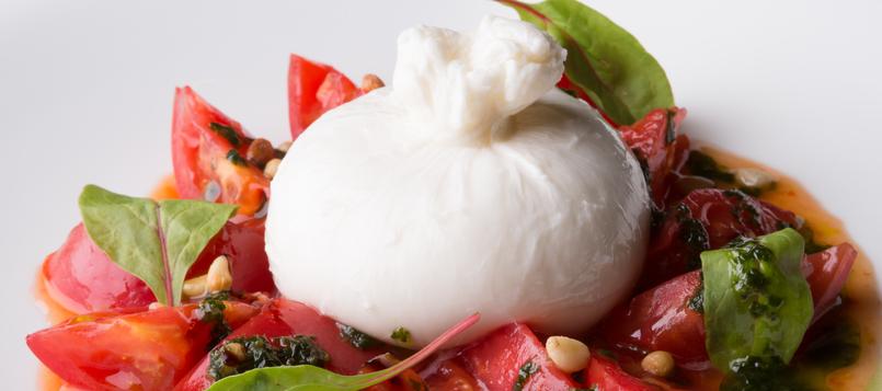 quesos italianos famosos, burrata 8