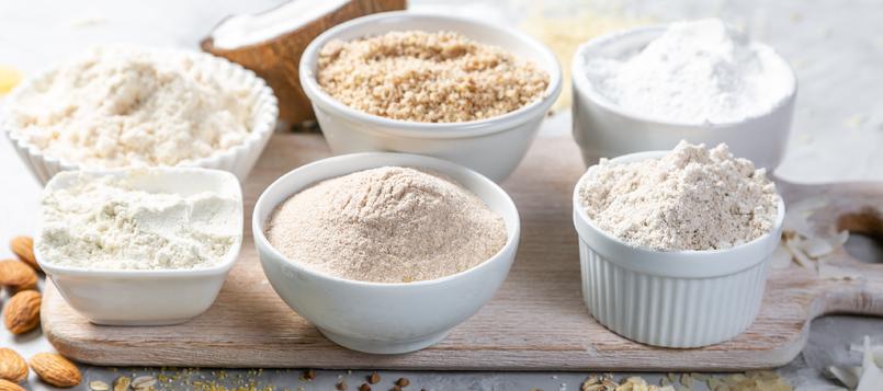 cuales son los beneficios de la harina