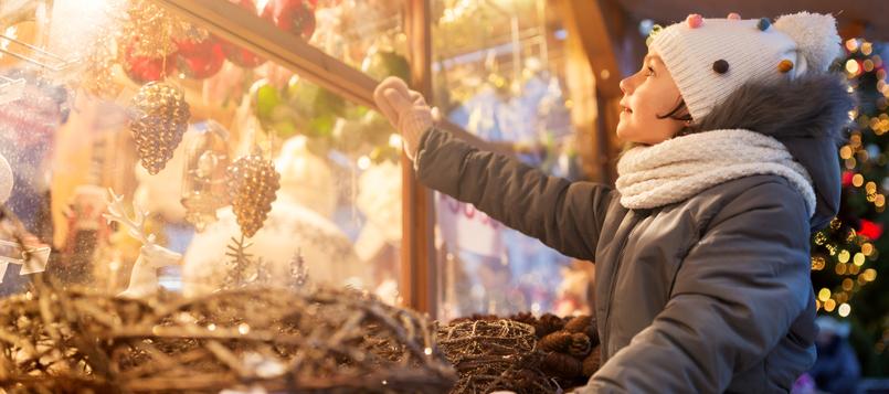 destinos magicos para los niños en Navidad