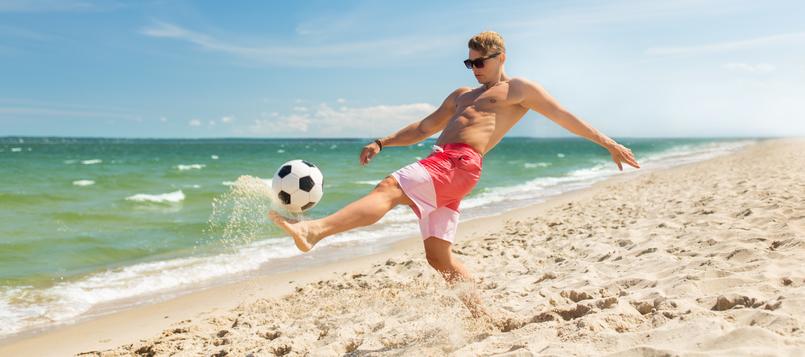 Orígenes y reglas del fútbol playa