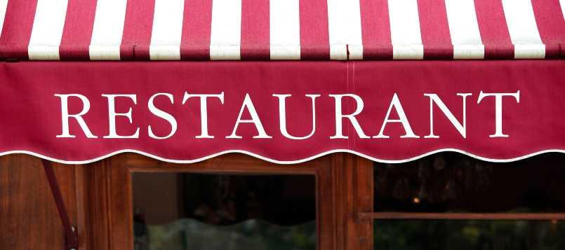 "La palabra ""restaurant"" viene de restaurar."