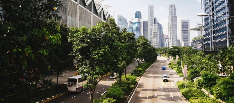 En las ciudades del futuro los espacios naturales tendrán una gran importancia.