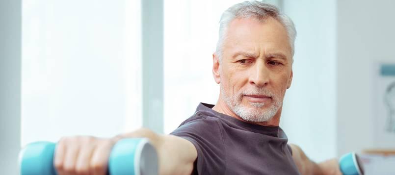 El ejercicio físico es muy bueno para la salud a cualquier edad para obtener buenos resultados en las revisiones médicas.