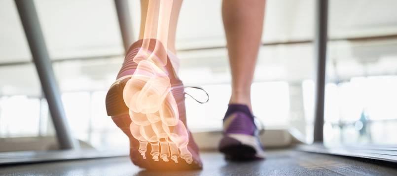 Las vitaminas fortalecen los huesos.