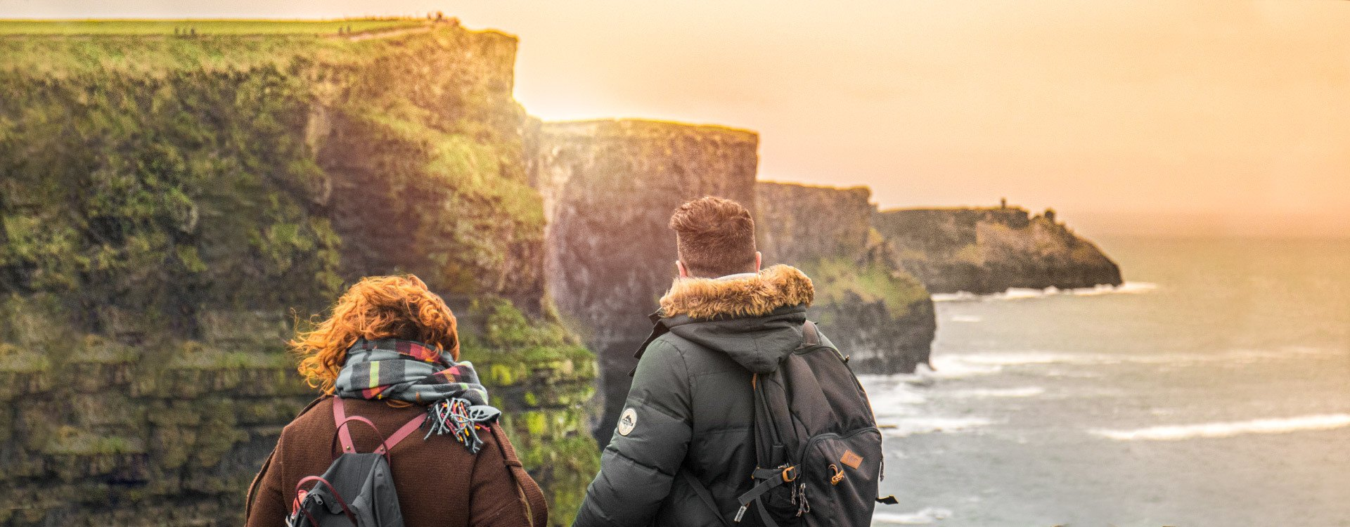 Acantilados de Moher y Galway desde Dublín