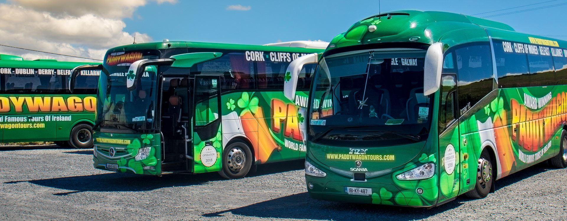 Careers at Paddywagon Tours