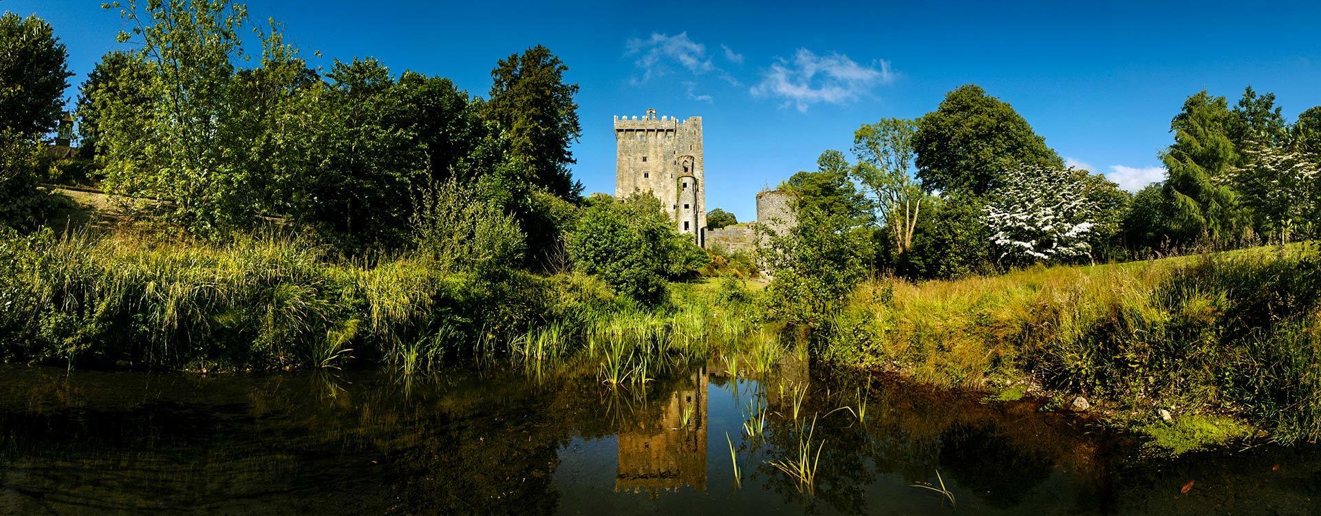 (Coach) Shore Tour from Cork: Blarney, Kinsale & Cork