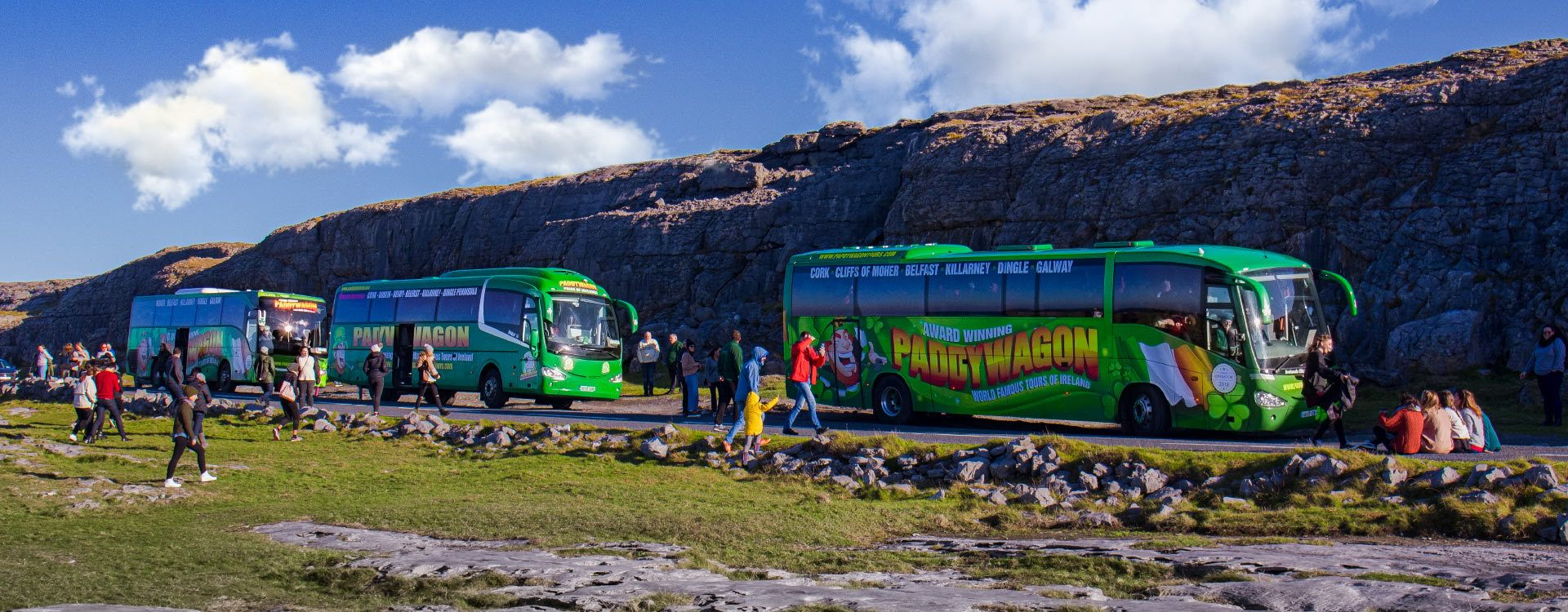 Excursiones en Irlanda