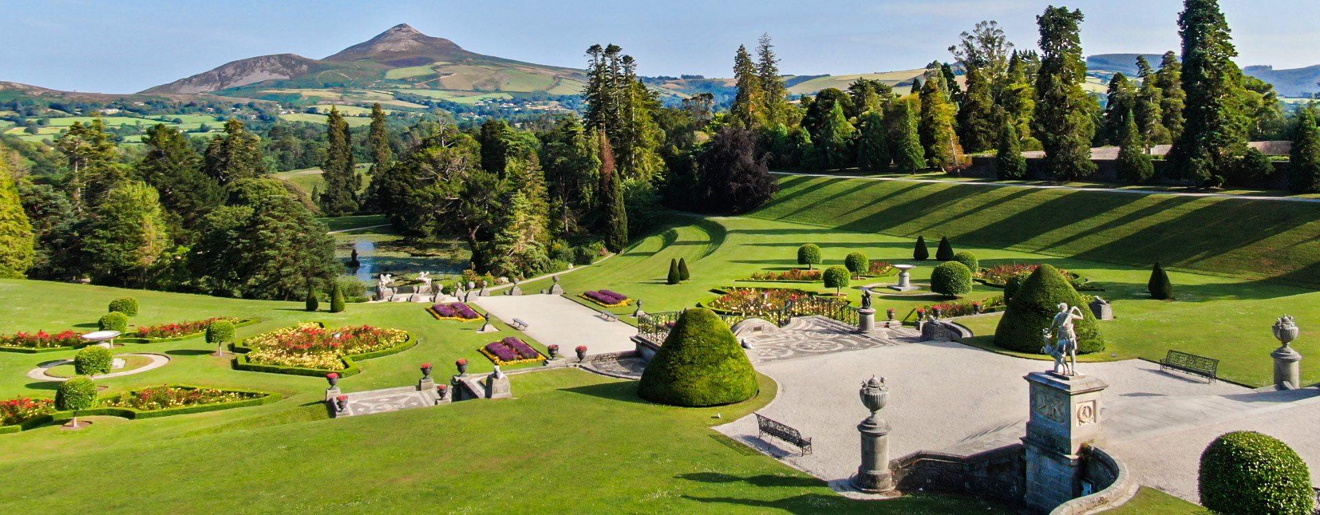 Glendalough & Powerscourt Gardens Tour