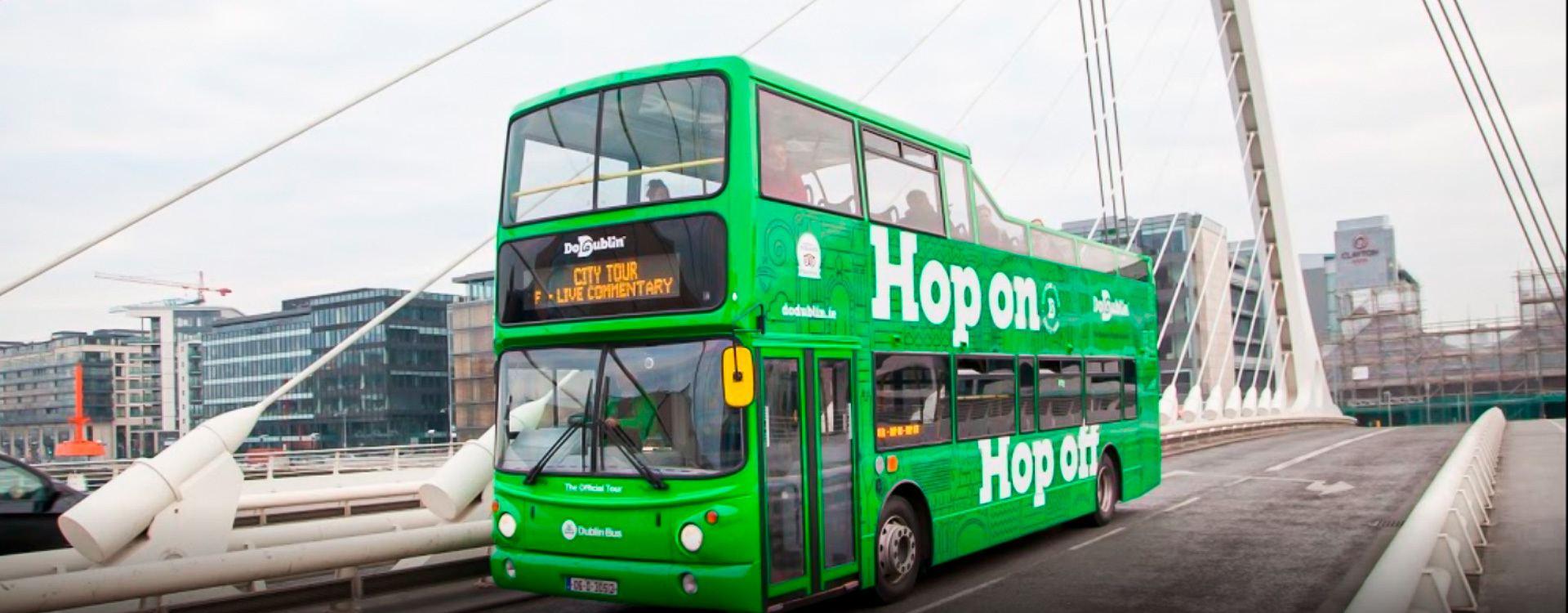 Hop On Hop Off Dublin