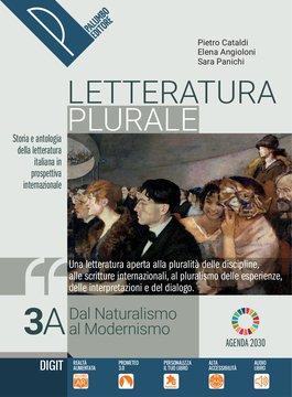 Letteratura plurale - Volume 3A