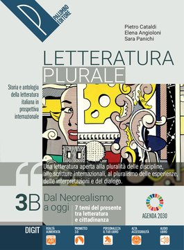 Letteratura plurale - Volume 3B