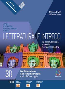 Letteratura e intrecci - Volume 3B