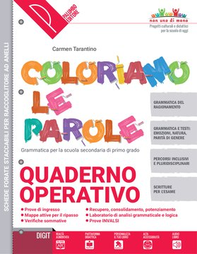 Coloriamo le parole - Quaderno Operativo