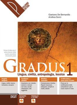 Gradus - Lingua Civiltà Antropologia Lessico 1