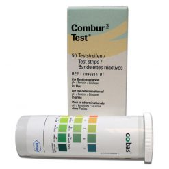 Combur 3 Test Strips