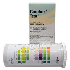 combur 10 test results interpretation