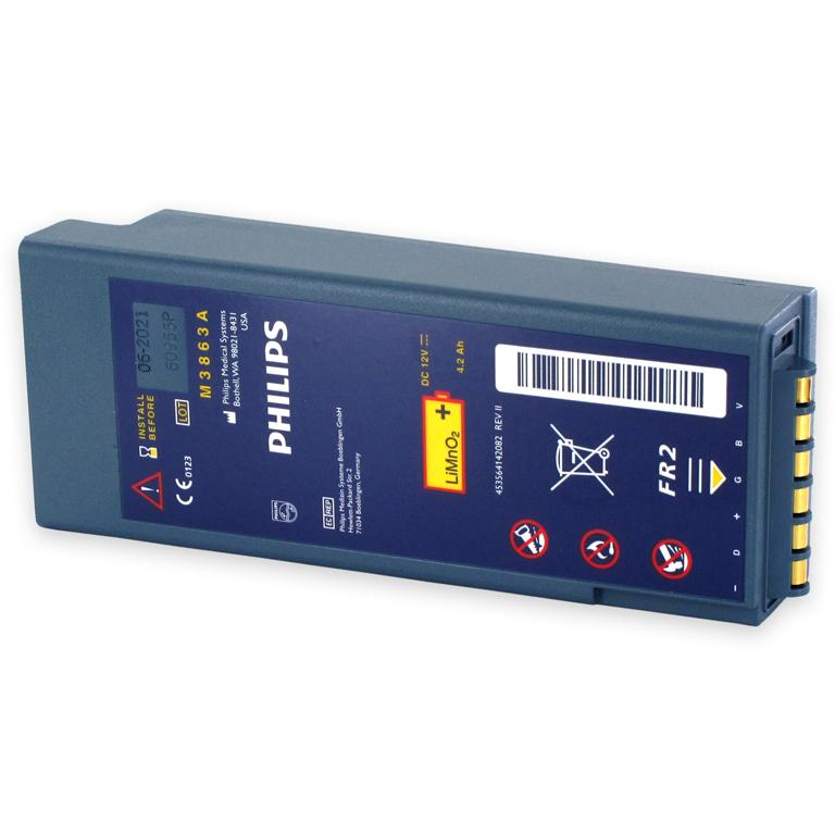 Lithium Battery for Heartstart FR2
