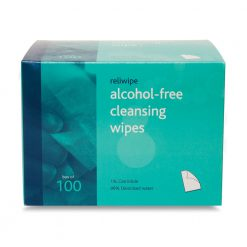 ReliWipe Alcohol Free Wipes