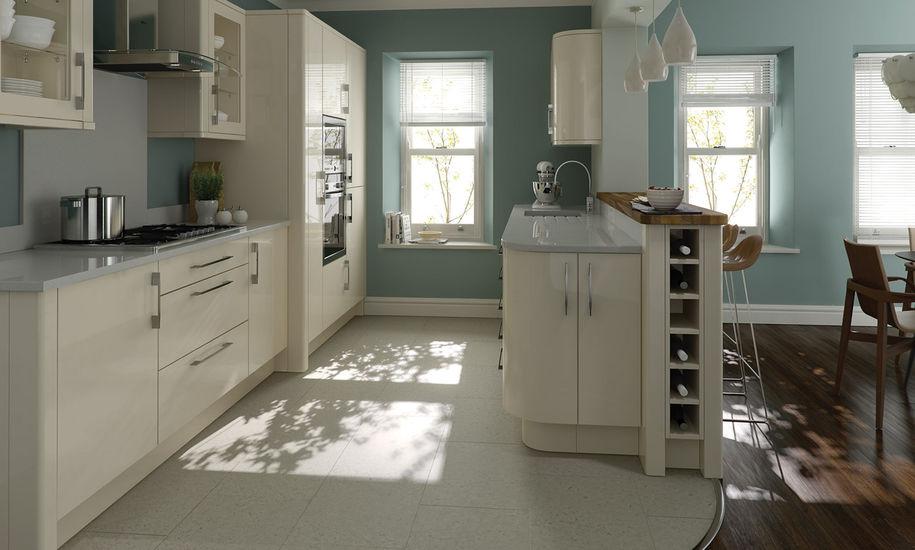 Gloss Dove Grey Archives Panelven Kitchens - Dove grey kitchen units