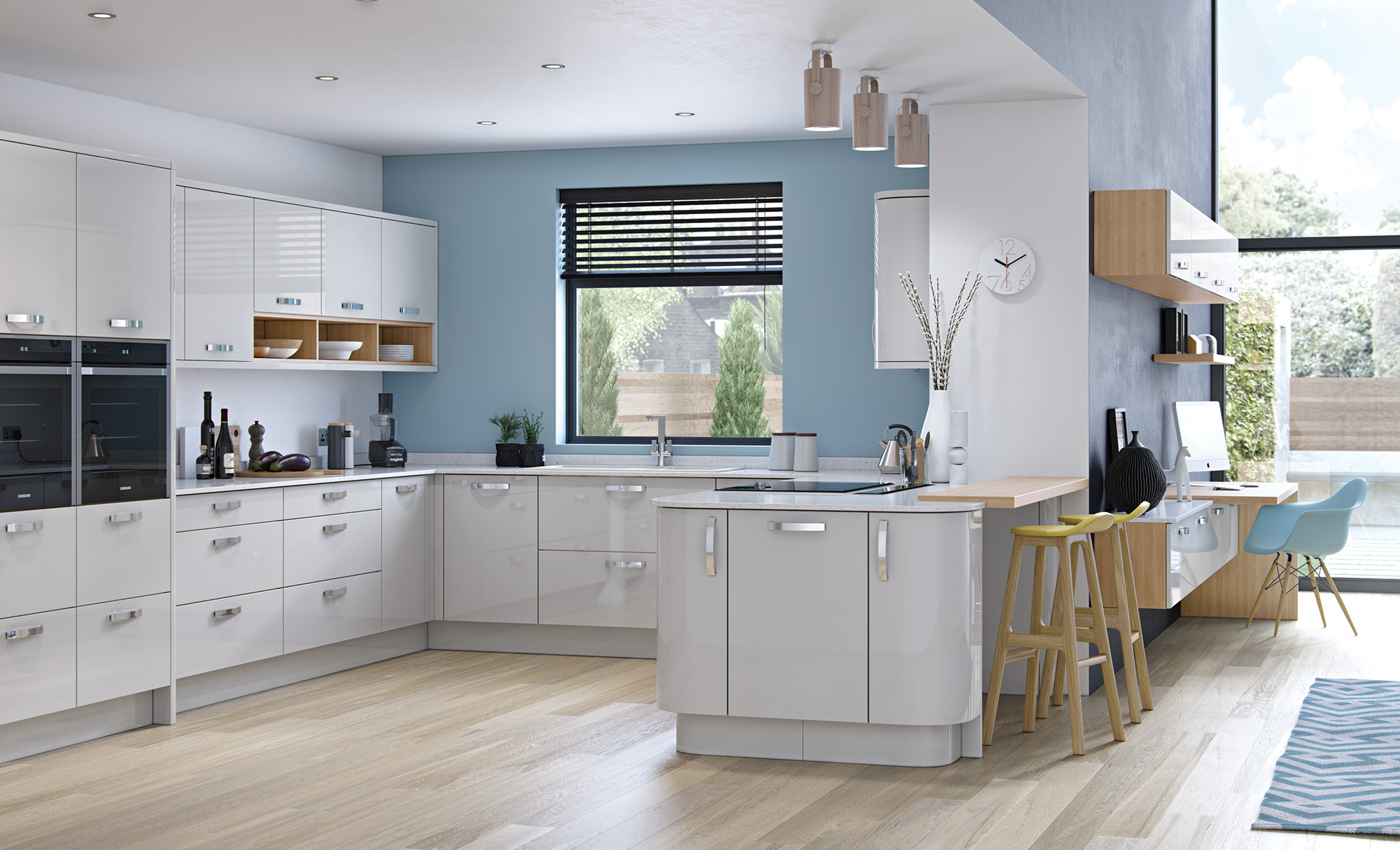 Your Dream Kitchen Design By Panelven Kitchens