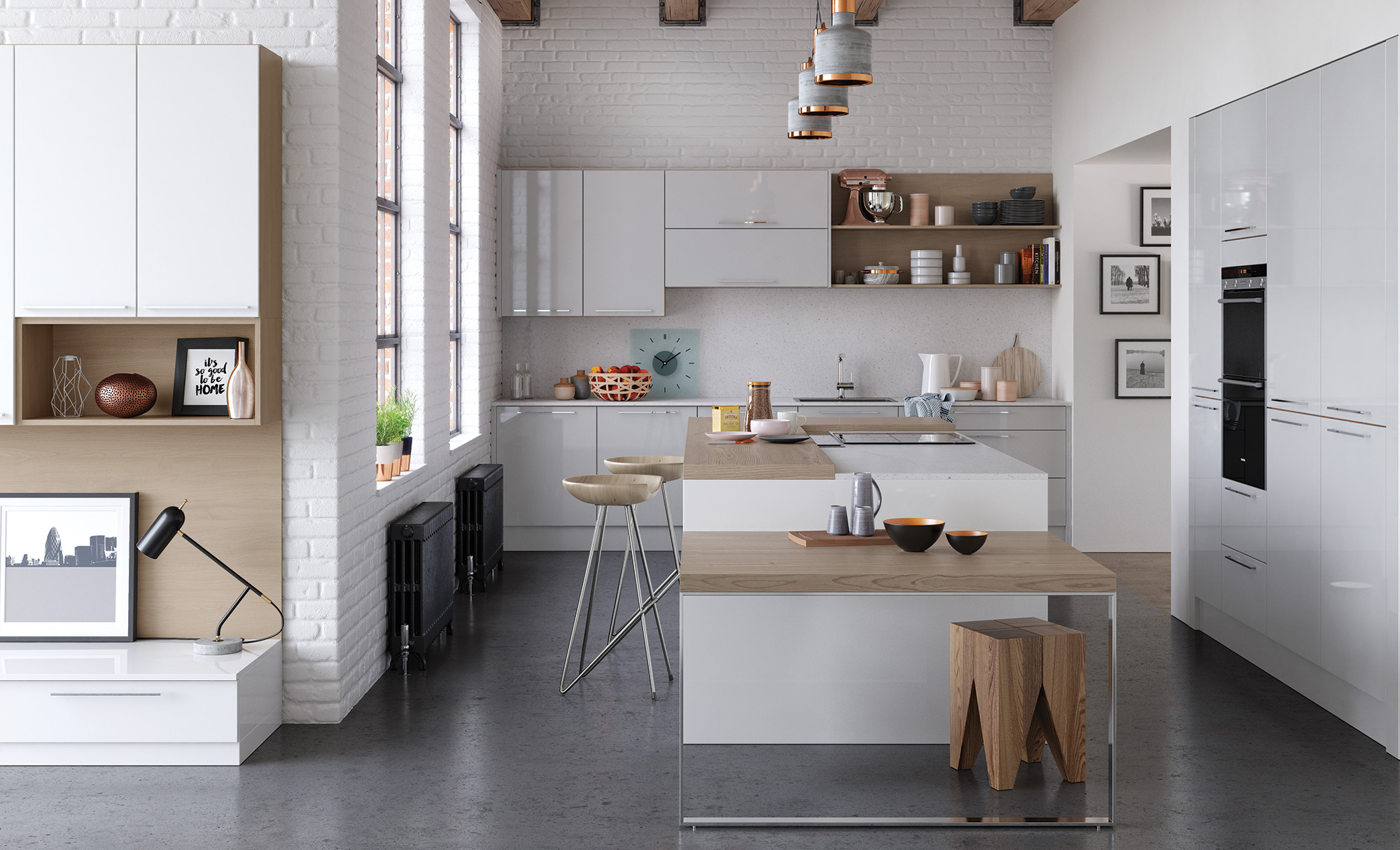 Dream Meaning White Kitchen