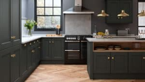 Allestree, classic kitchen