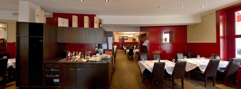Restaurant Cucina Luisenstrasse in Zürich | Lunchgate