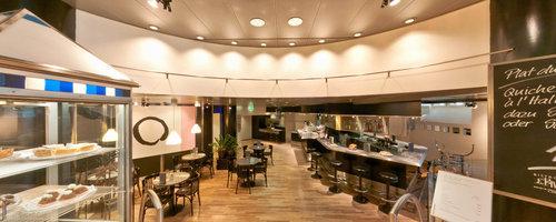Globus Restaurant Basel