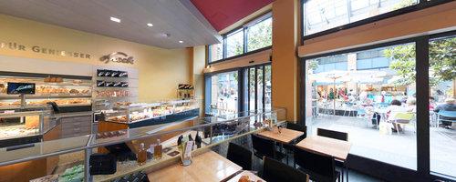 Confiserie Cafe Speck Metalli