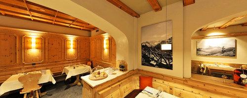 La Padella im Hotel Donatz