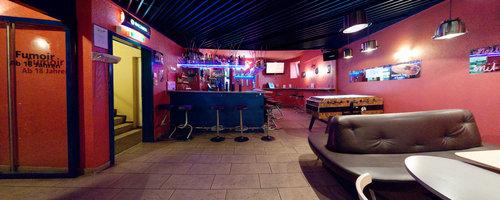 Mixed Bar & Lounge