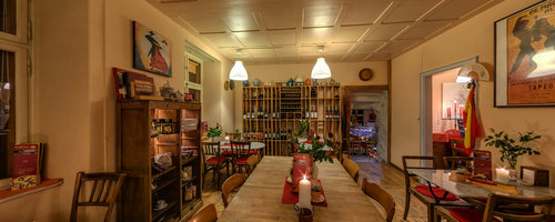 Tapas Bar Casa Pepe