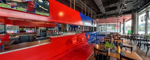 Rotblau Bar/Bistro