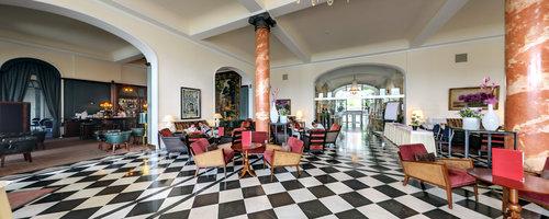 Hotel Palace - Terrasse / Bar