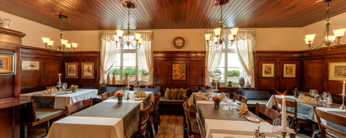 Restaurant St. Alban Stübli