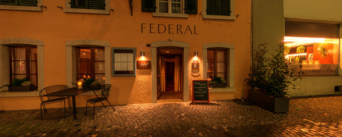 federal - das restaurant | die bar