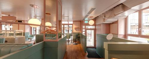 Helvti Diner Bellevue