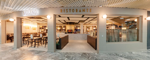 Pizzeria Ristorante Molino Balexert