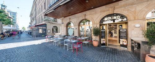Pizzeria Ristorante Molino, Molard